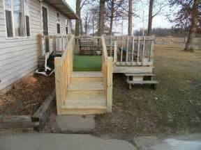 Wheelchair Ramps For Steep Stairs by Ada Walker Handicap Stairs Instead Of A Wheelchair Ramp