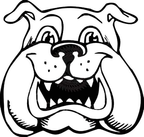 laughing dog coloring page bulldog is laughing coloring pages best place to color