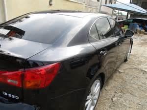 clean and affordable lexus i s350 autos nigeria