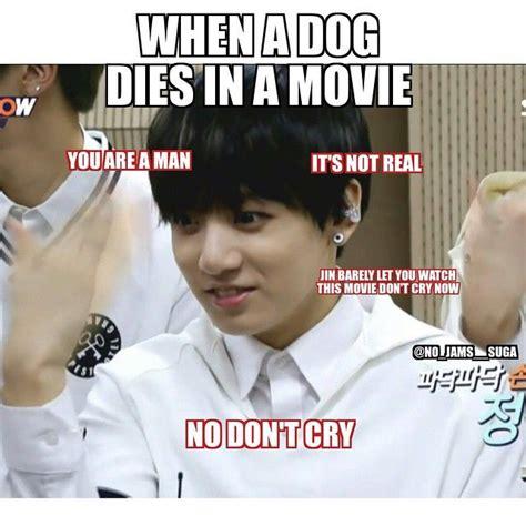 Jins Meme - it s okay jungkookie please don t cry kpop macros
