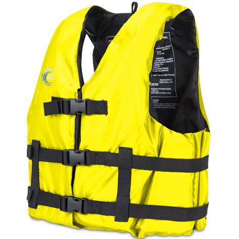 reddingsvest geel life jacket livery adult type iii by mti life jackets
