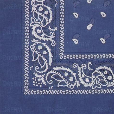 Bandana Reguler bandana folded regular royal world products