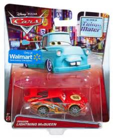 Lightning Mcqueen Car Toys Walmart Disney Pixar Cars Toyota Mater Vehicle