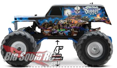 traxxas monster jam trucks traxxas son uva digger monster jam truck 171 big squid rc