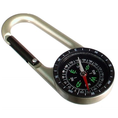 compass with carabiner gps city carabiner compass