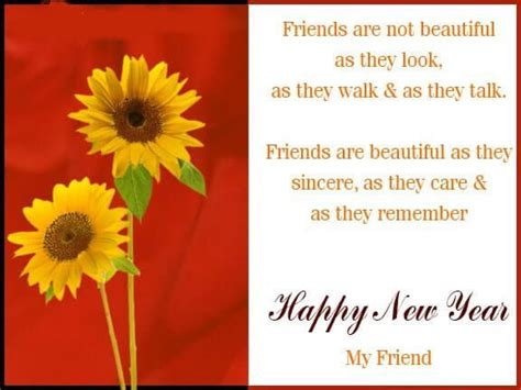 happy new year my friend pictures photos and images for