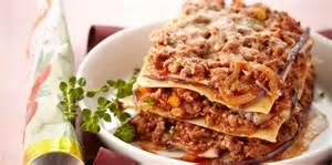 lasagnes express facile recette sur cuisine actuelle