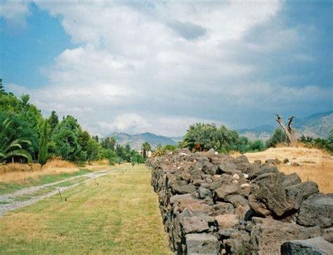giardini naxos parco archeologico parco archeologico di naxos