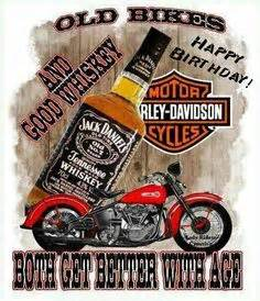 Harley davidson happy birthday and happy birthday pictures on