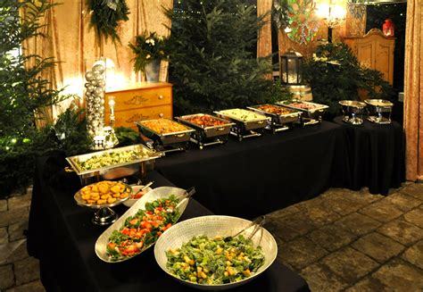 christmas buffet catering simply savory valley catering