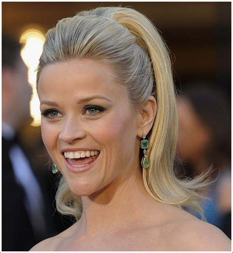 Reese Witherspoon For Estee Lauder by Femlilashop Reese Witherspoon Oscar 2011