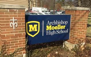 Cincinnati Awning Rebranding Archbishop Moeller High Cincinnati Oh