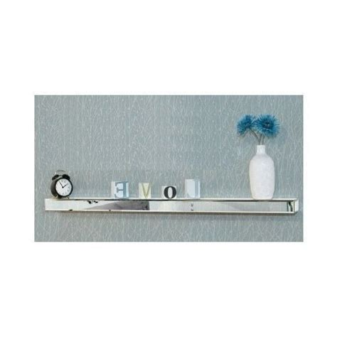 Mirrored Floating Shelf Wall Display Furniture 1 Piece Mirror Floating Shelves