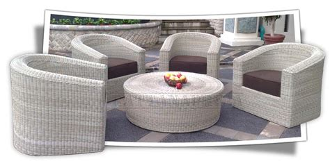 synthetic wicker outdoor furniture newcastle set synthetic rattan furniture