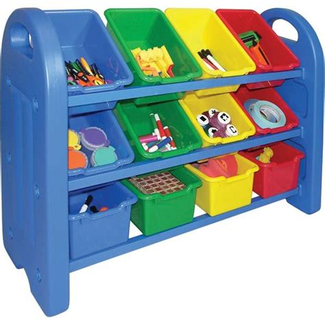 toy storage bookcase with tubs 11 best kids organization images on pinterest kid