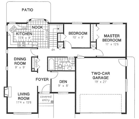 blueprint of a house house 4961 blueprint details floor plans