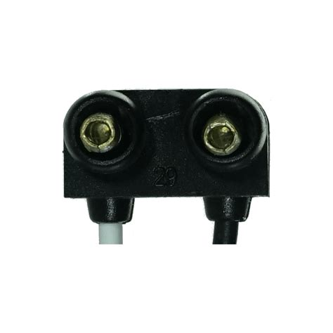 2 prong light 2 prong molded connector pigtail for lights la46pb