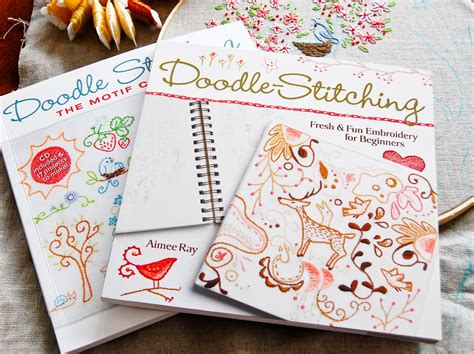 how to do doodle stitching a feathered nest doodle stitching i m in