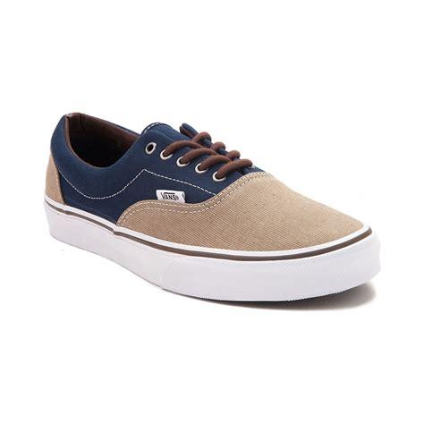 vans era t h skate shoe blue 497099