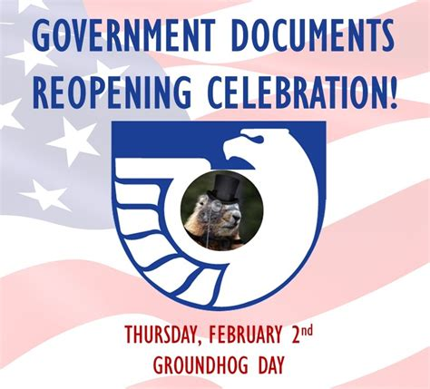 groundhog day tour government information open house and groundhog s day