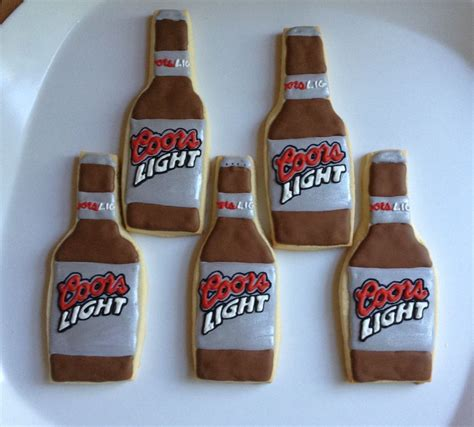 sugar in coors light coors light cookies things to eat coors