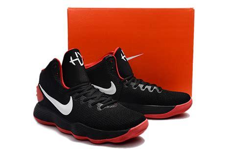 youth hyperdunk basketball shoes nike hyperdunk 2017 ep youth big kid black white