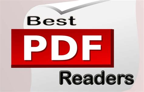 pdf reader best pdf reader basic features explained windows