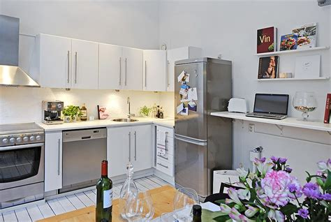 tiny apartment kitchen ideas 55 m2 oldu茵una inanamayaca茵莖n莖z bir ev stil defteri