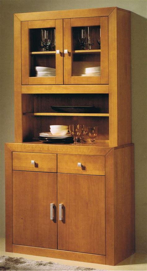 alacena de salon recibidor  cocina madera maciza en