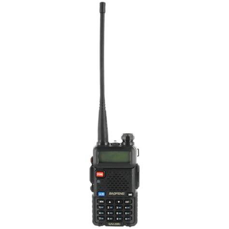 Radio Komunikasi Baofeng Uv 5r 128 Channel Dual Band baofeng uv 5r dual band uhf vhf radio