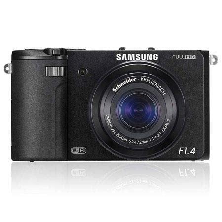 samsung ex2f digital point & shoot camera ec ex2fzzbpbus