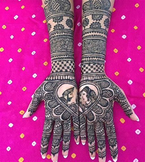 10 best bridal hand mehndi designs for your wedding day
