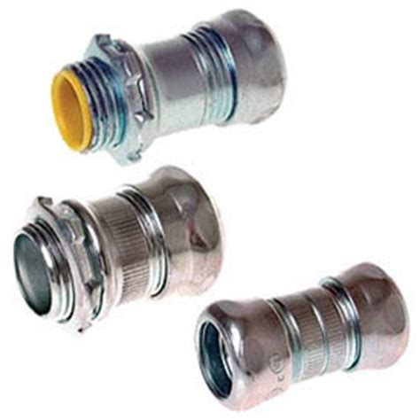 transformer tight coupling conduit fittings liquid tight conduit fittings raintight emt compression connectors