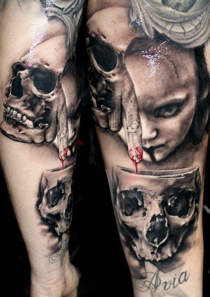 tattoo pictures skulls 50 awesome skull tattoo designs tattoo collections