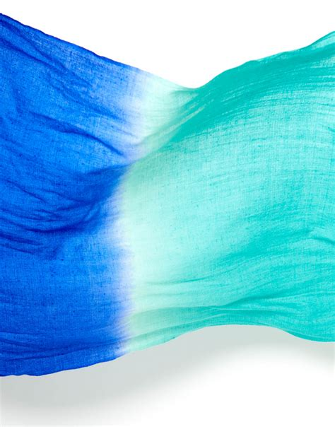 pashmina two tone dyed the house of