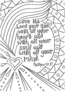 sermon kids coloring pages