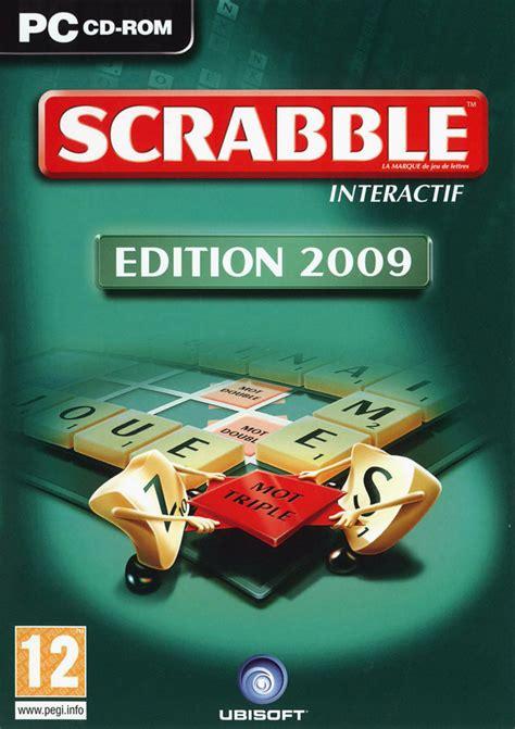 scrabble pc scrabble edition 2009 sur pc jeuxvideo