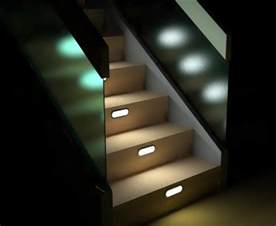 stair lighting fixtures 5 fabulous ideas for stairway lighting