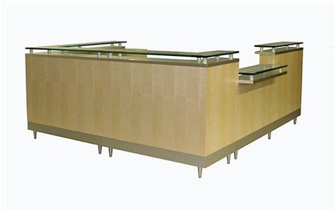 Arnold Reception Desks Inc Custom Ofi Ada Reception Desk