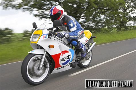 Suzuki Rgv by Suzuki Rgv250 Road Test Classic Motorbikes