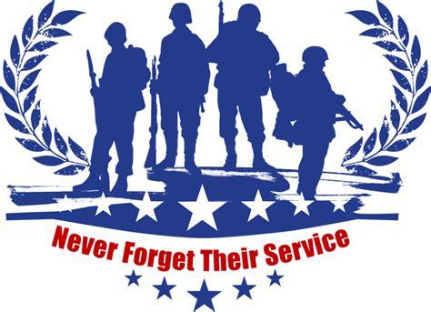 veterans day clipart veterans day clip for black white clip