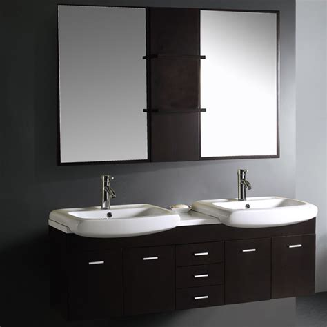 mirrors for bathroom vanities vg09001104k double bathroom vanity with mirrors and