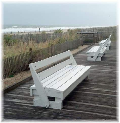 beach benches just fore the fun of it page 177