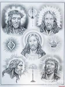 pics of designs jesus christ tattoos designs for men tattoo viewer com