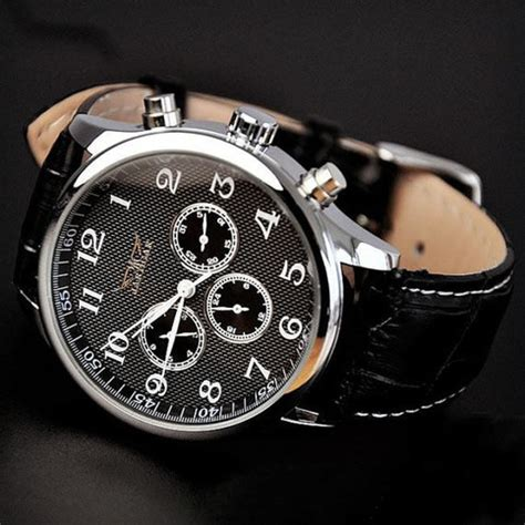 Handmade Leather Watches - stan vintage watches mens watches antique style watches