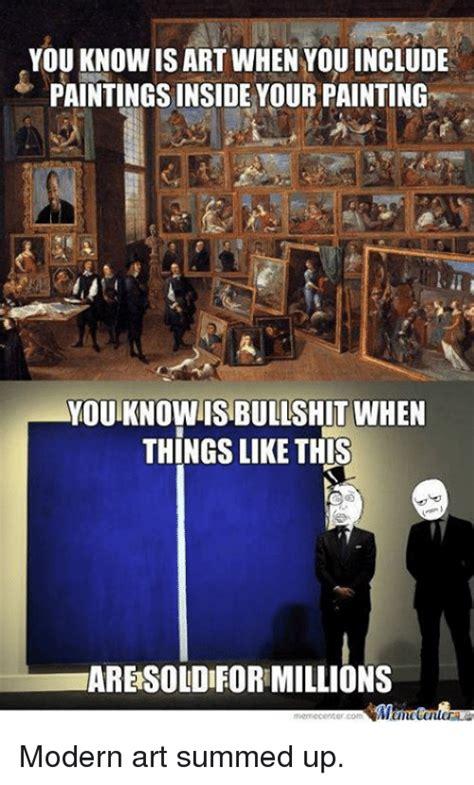 Modern Memes - 25 best memes about modern art modern art memes