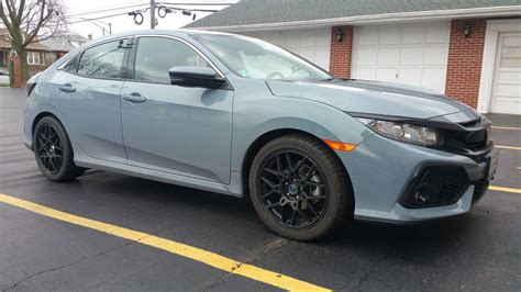 honda civic rims post your aftermarket wheel tire set up page 52 2016