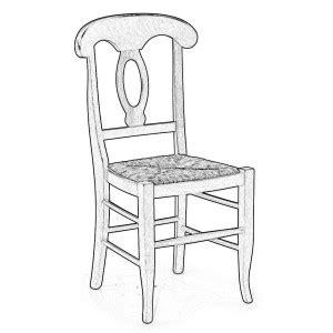 credenze grezze da verniciare sedia legno grezzo napoleon f sedie grezze da verniciare