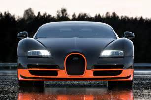 Bugatti Veyron Sports Bugatti Veyron Sport Front View Photo 6