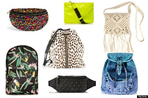 Get Festival Ready With The Mini Purse by 20 Summer Festival Going Bags